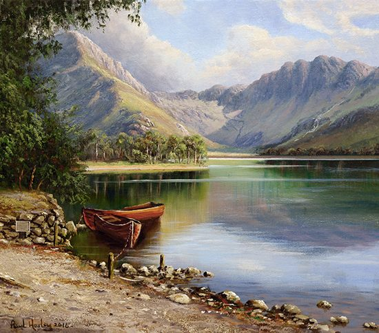 Hashness Mooring, Buttermere