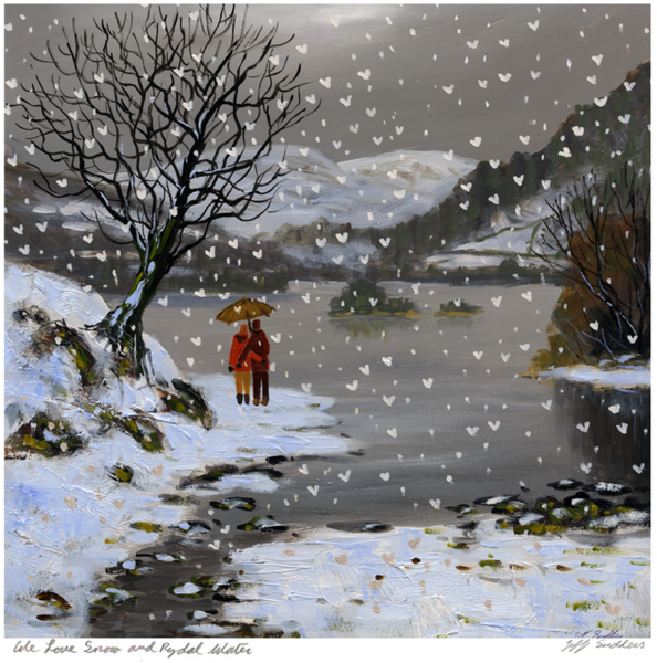 We Love Snow and Rydal Water