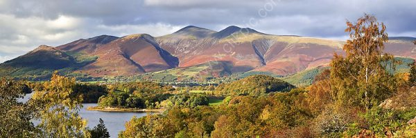 Skiddaw from Borrowdale