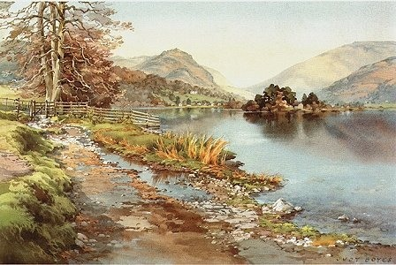 Grasmere in February