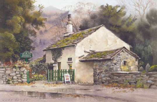 The Gingerbread Shop, Grasmere