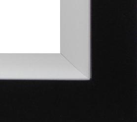 Black Frame with Slip