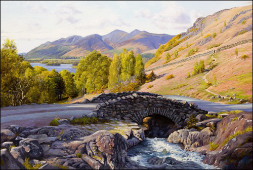 Springtime, Ashness Bridge