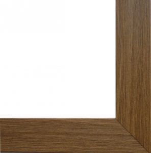 Oak Finish Frame