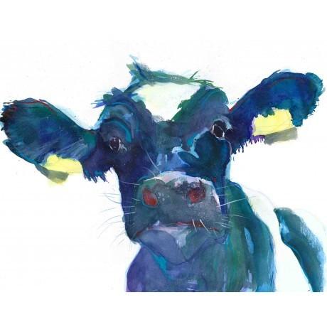 Blue Moo