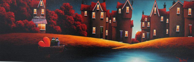 Love Is - An Evening Sail