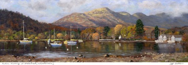 Autumn Morning at Waterhead, Windermere