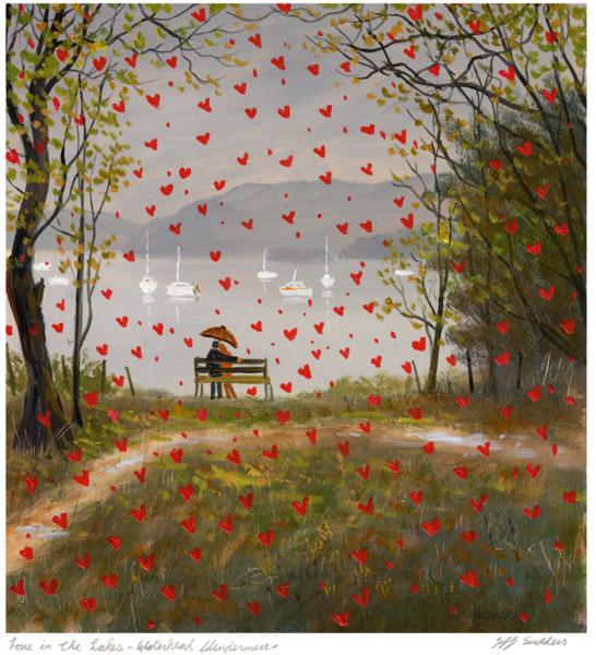 Love in the Lakes, Waterhead, Windermere