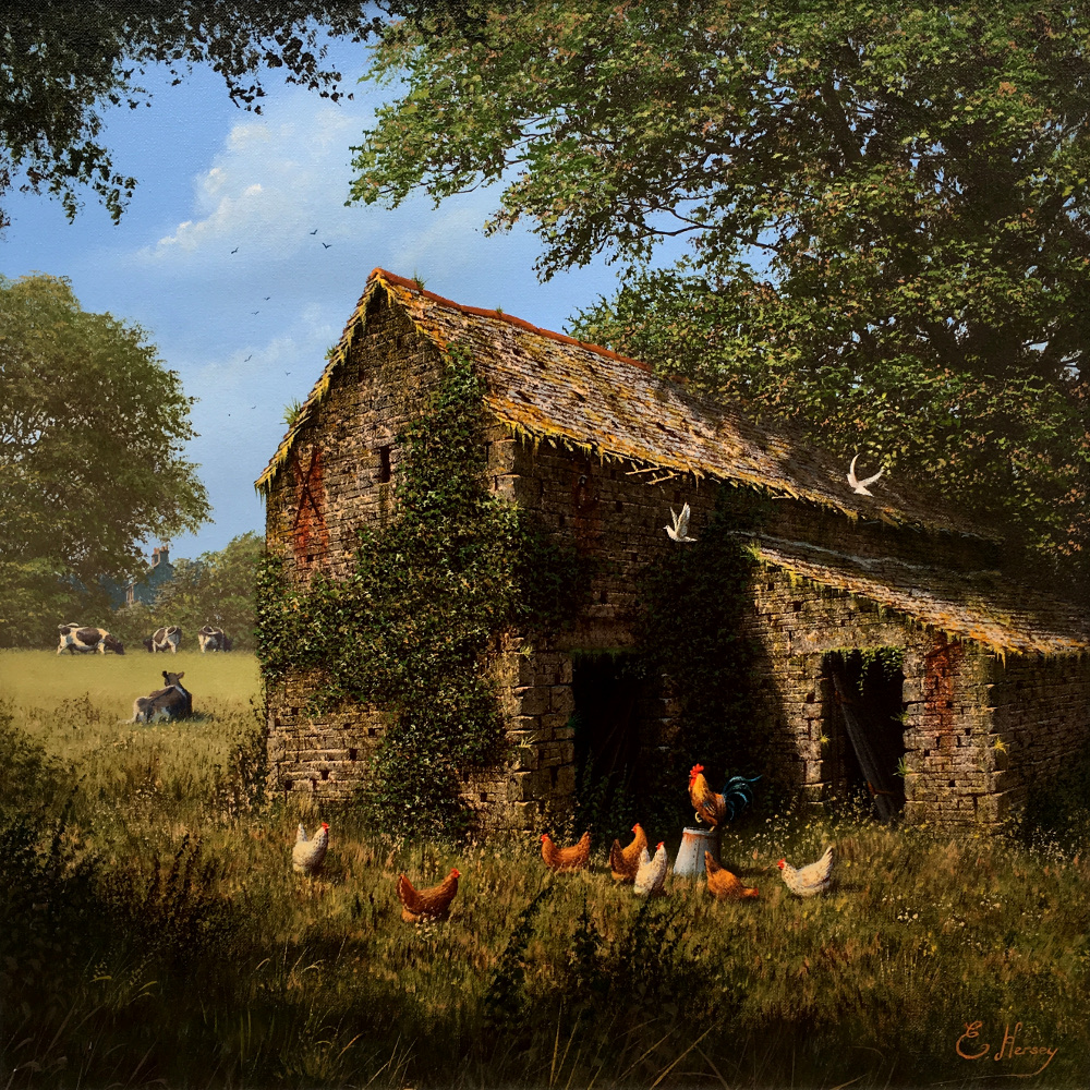 Cook House Gallery - Lake District and contemporary art and